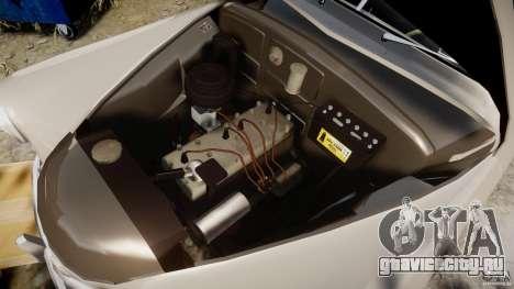 ГАЗ M20В Победа American 1955 v1.0 для GTA 4 вид сзади
