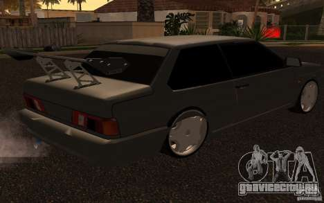 ВАЗ 2115 купе для GTA San Andreas вид справа