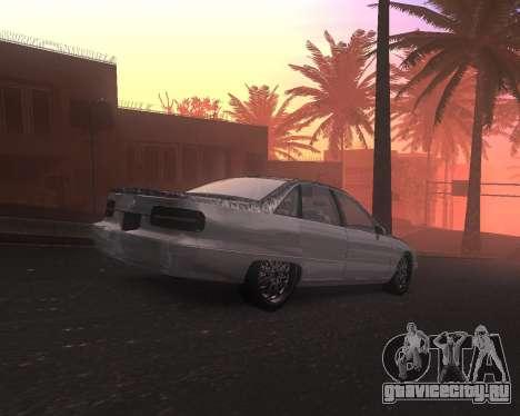 Chevrolet Caprice 1991 для GTA San Andreas вид слева