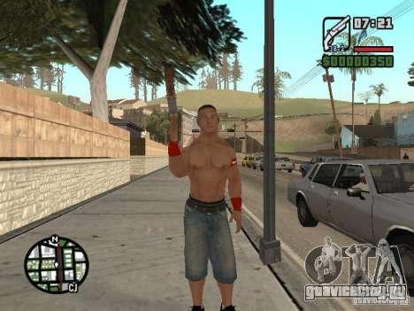 John Cena для GTA San Andreas четвёртый скриншот