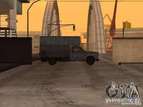 Ожившая военная база в доках V3.0 для GTA San Andreas второй скриншот