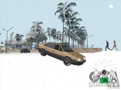 Volkswagen Passat B3 для GTA San Andreas двигатель