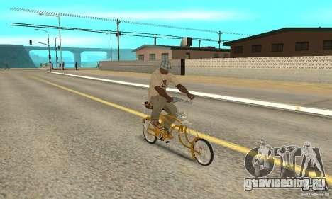 Lowrider для GTA San Andreas вид справа
