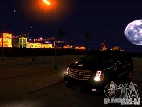ENBSeries by JudasVladislav для GTA San Andreas пятый скриншот