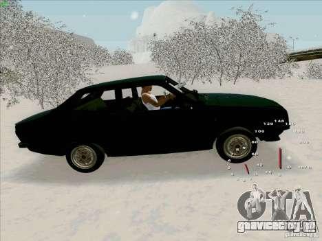 Dacia 1310 Sport для GTA San Andreas вид слева
