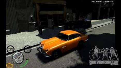 Индикаторы автомобиля для GTA 4