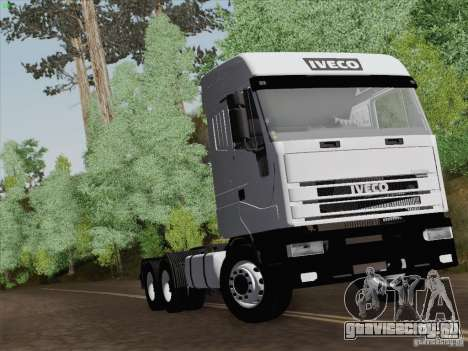 Iveco Eurostar для GTA San Andreas колёса