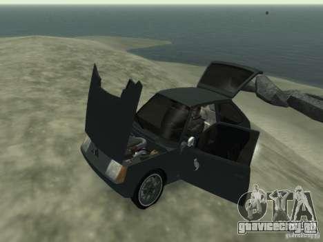 Заз 1102 Таврия для GTA 4
