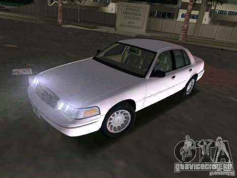 Ford Crown Victoria для GTA Vice City