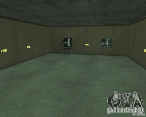 База DRAGON для GTA San Andreas пятый скриншот