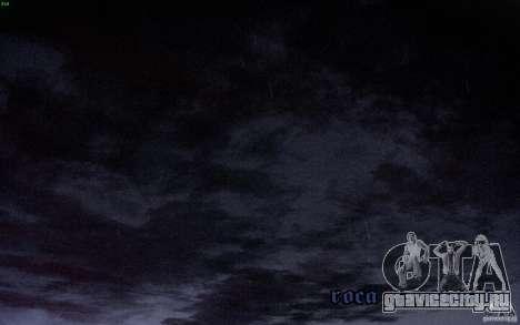 New Timecycle для GTA San Andreas третий скриншот