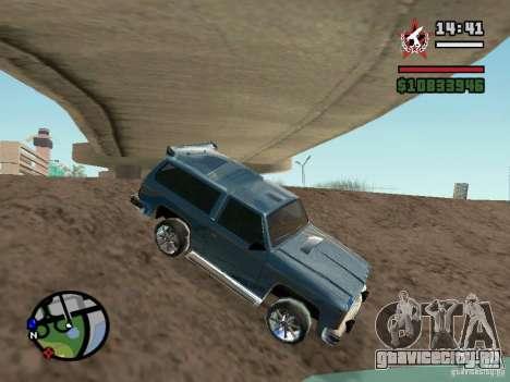 ENBSeries для GForce 5200 FX для GTA San Andreas четвёртый скриншот