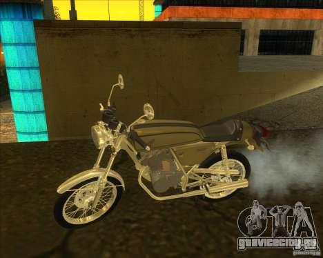 Honda Dream 50 для GTA San Andreas