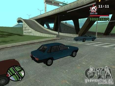 Todas Ruas v3.0 (San Fierro) для GTA San Andreas шестой скриншот