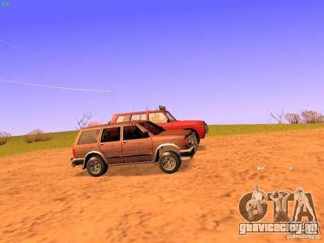 Huntley Superior для GTA San Andreas вид справа