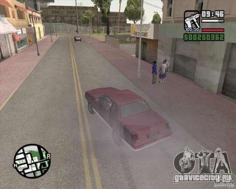 L.A. Mod для GTA San Andreas пятый скриншот