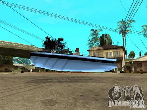 Voozer для GTA San Andreas вид слева