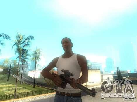 Винтовка ВСС Винторез для GTA San Andreas