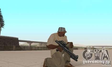 Pack оружия из Star Wars для GTA San Andreas восьмой скриншот