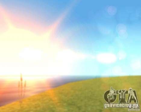 Real World ENBSeries v3.0 для GTA San Andreas четвёртый скриншот