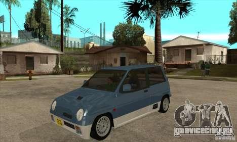 Suzuki Alto Works для GTA San Andreas