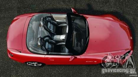 Honda S2000 v1.1 для GTA 4 вид справа