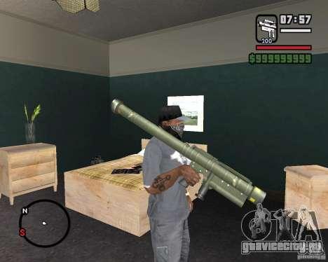 Fim-43 Redeye для GTA San Andreas
