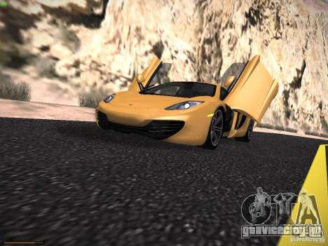 LiberrtySun Graphics ENB v2.0 для GTA San Andreas четвёртый скриншот