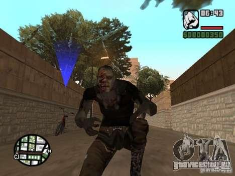 Zombe from Gothic для GTA San Andreas третий скриншот