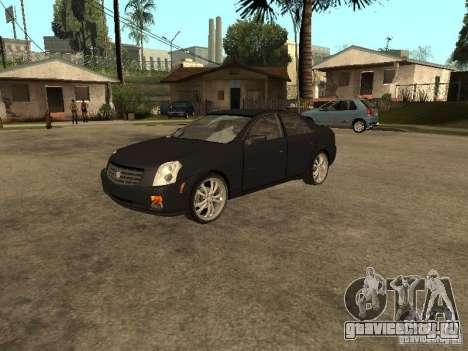 Cadillac CTS для GTA San Andreas