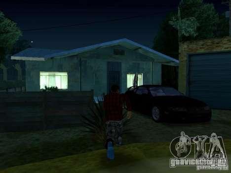 Новый транспорт по всему штату для GTA San Andreas шестой скриншот