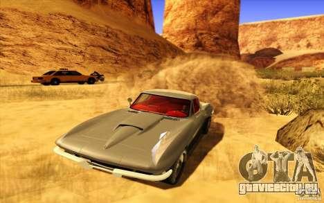 ENBSeries HD для GTA San Andreas второй скриншот