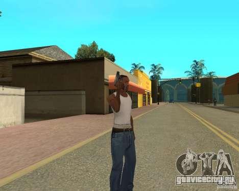 Оружия из STALKERa для GTA San Andreas второй скриншот