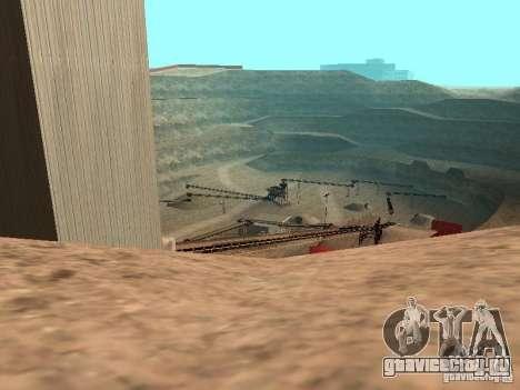 Вода по умолчанию для GTA San Andreas пятый скриншот