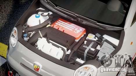 Fiat 500 Abarth для GTA 4