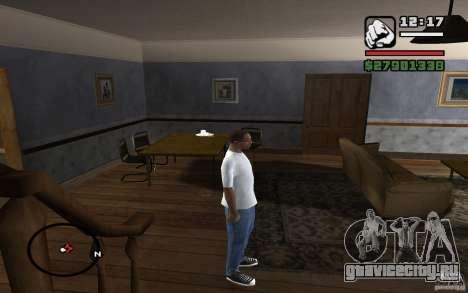 Узкие джинсы для GTA San Andreas четвёртый скриншот