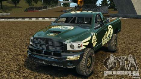 Dodge Power Wagon для GTA 4
