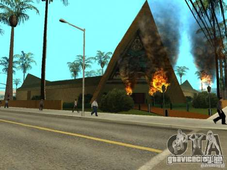 Новые текстуры для казино Пилигрим для GTA San Andreas