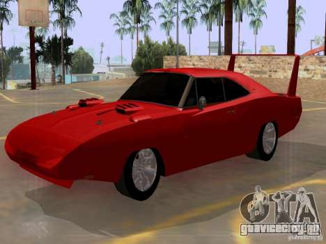 Dodge Charger Daytona 440 для GTA San Andreas