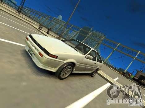 Toyota Corolla AE86 EPM v3.0 для GTA 4