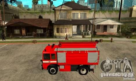 Roman 8135 FA для GTA San Andreas вид слева