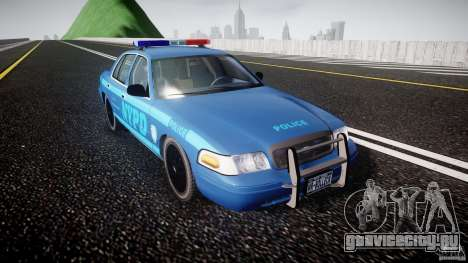 Ford Crown Victoria 2003 Noose v2.1 для GTA 4 вид справа