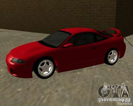 Mitsubishi Eclipse GS-T для GTA San Andreas
