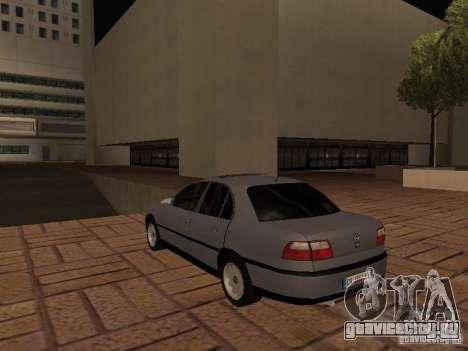 Opel Omega B 1998 v2 для GTA San Andreas