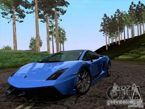 Realistic Graphics HD 4.0 для GTA San Andreas третий скриншот