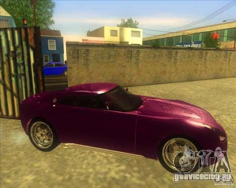 Melling Hellcat для GTA San Andreas