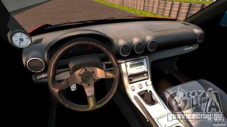 Nissan Silvia S15 Evil Empire для GTA 4 вид сзади