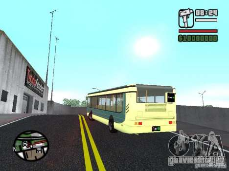 XTunnerHUN Team Man для GTA San Andreas вид слева