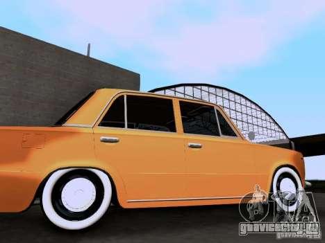 ВАЗ 2101 Resto для GTA San Andreas вид сзади