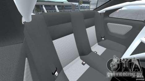 Nissan Skyline GT-R (R33) v1.0 для GTA 4 вид сбоку